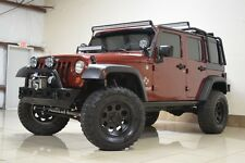 2007 Jeep Wrangler Unlimited X Sport Utility 4-Door