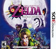 The Legend of Zelda: Majora's Mask 3D - Nintendo 3DS Game Only