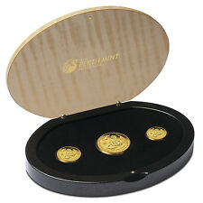 2016 3-Coin Gold Lunar Year of the Monkey Proof Set (1.35 oz) - SKU #92783
