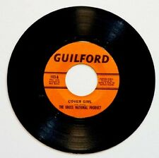 GROSS NATIONAL PRODUCT Garage Psychedelic Rock 45 / GUILFORD 103 / COVER GIRL