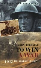 JOHN TERRAINE __ HOW TO WIN A WAR __ BRAND NEW __ FREEPOST UK