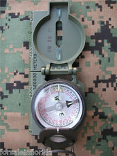 NEW GENUINE US MILITARY LENSATIC TRITIUM COMPASS MODEL 3H by CAMMENGA - FEB 2017