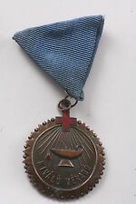 Hungary Hungarian Red Cross Blood Donation Excellent Donor Bronze III 3 Medal