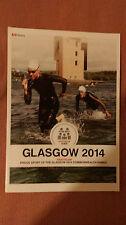 2014 jeux du commonwealth glasgow triathlon spectator guide: jeux du commonwealth