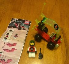 Vintage Lego Set 6833 M-tron space buggie  - Complete W/ Printed Instructions.