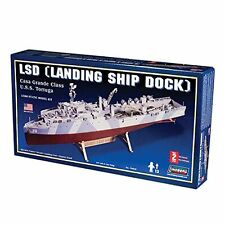 LOT 37213 | Lindberg 70829 LSD Landing Ship Dock 1:288 Bausatz NEU in OVP