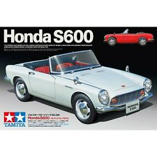 Tamiya 24340 1/24 HONDA S600 w/ Detail Engine Parts Limited Version from Japan