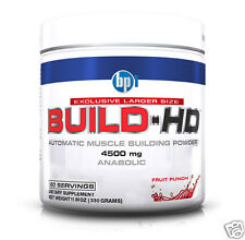 BPI Sports Build-HD Automatic Muscle Building Powder  Creatine (Best by 4/16)