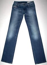 Diesel Women's Med Blue Newz Jeans, Wash: 008L5 Stretch, Size 25 X 32 CUTE! EUC!