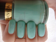 NEW! Revlon Nail Polish Lacquer in ECLECTIC ~ SOFT GREEN