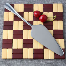 Stainless Steel Party Cake Pie Pizza Pastry Server Cutter Shovel Knives New