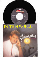 """7"""" Gerard Joling - In this World  -----"""