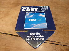 CAST - MOTHER NATURE CALLS !!!!!!!!!!!RARE FRENCH PROMO DISPLAY/PLV