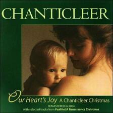 Our Heart's Joy: A Chanticleer Christmas, , Good