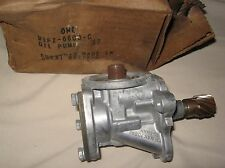 NOS Ford High Pressure X Flow Oil Pump Lotus Twin Cam D1FZ-6600-C Anglia Cortin