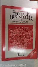 SPECIALE BESTSELLER Giannino Di Stasio Ferraro 1988 libro romanzo narrativa di