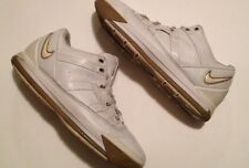Nike Lebron III 3 Low OG Size 11.5 White Gum 314010-111 LBJ FTB