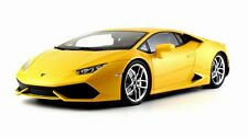 Kyosho 9511Y Lamborghini Huracan LP610-4 Yellow 1:18 Scale Diecast