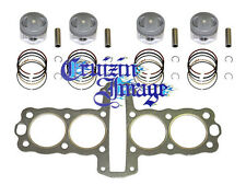 81-83 KAWASAKI GPZ550 KZ550 615cc BIGBORE PISTONS KIT 61mm PISTON CI-KZ550BB