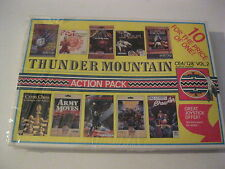Thunder Mountain Action Pack Vol. 2 Commodore 64 C64/128 game complete 1990