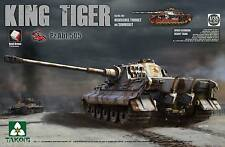"Sd.Kfz.182 ""KING TIGER"" Tourelle Henschel - KIT TAKOM INTERNATIONAL 1/35 n° 2047"