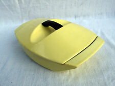 Vintage French Mid Century 1958 Le Creuset Coquille Oven Dish Raymond Loewy 2.5