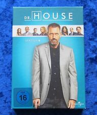 Dr. House Die komplette Staffel 6, DVD Box Season