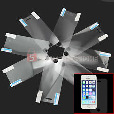 8 pcs HD Transparent Screen Protector Guard Film For iPhone 5 5S 5C Accessories