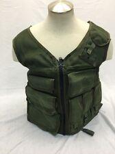 Eagle Industries TAC V 1 Assault Vest OD Old School Trim Tab  SEALs Large