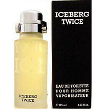 ICEBERG TWICE Cologne for Men edt Spray 4.2 oz Spray Tester