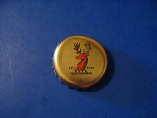 BEER Bottle Crown Cap ~ Alexander KEITH'S ~ Nova Scotia, CANADA Since 1820; Buck
