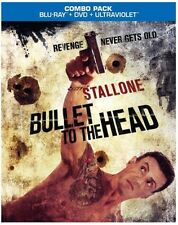 NEW STALLONE BULLET TO THE HEAD BLU RAY DVD  W/HDUV FREE FAST 1ST CLS S&H