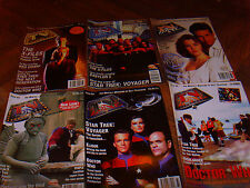 Collection of 35 Starburst, TV Zone, Dreamwatch, Cult Times, Xfiles sci fi mags