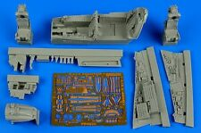Aires 1/48 McDonnell F-4J/S Phantom II Cockpit Set for Academy # 4650