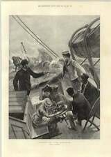 1893 Caton Woodville Afternoon Tea And Difficulties
