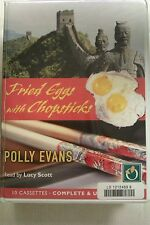 Fried Eggs With Chopsticks by Polly Evans: Unabridged Cassette Audiobook (C3)