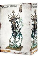 NAGASH, SUPREME LORD OF THE UNDEAD - WARHAMMER - GAMES WORKSHOP - MISSING BASE