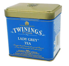 Twinings Lady Grey Loose Tea Tin - 3.53 oz (100g)