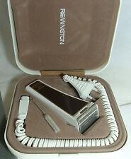 Vintage Retro Lady Remington Afeitadora eléctrica de trabajo