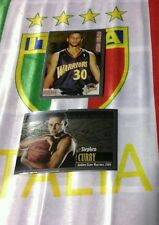 STEPHEN CURRY ROOKIE STICKER Basket NBA 2009 2010 panini  FIGURINA RARE 189