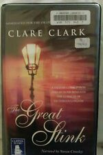 The Great Stink by Clare Clark: Unabridged Cassette Audiobook (HH4)