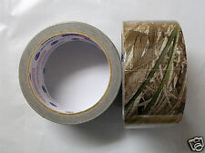 "Camo Duct Tape Mossy Oak 1.88"" x 15yd - Lot of 2"