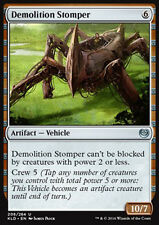 MTG 4x DEMOLITION STOMPER - DEMOLITORE CALCANTE - KLD - MAGIC