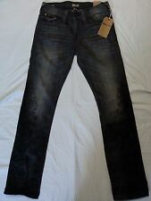 New True Religion Ricky with flaps straight jeans size W29/L33