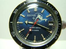 VOSTOK AMPHIBIAN ANTIMAGNETIC KOMANDIRSKIE DIVER WATCH MADE IN USSR