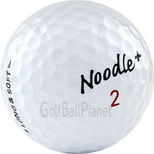 120 Near Mint Maxfli Noodle Used Golf Balls 10 Dozen