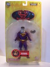 DC Direct Superman / Batman  2007 Vengeance Series Bizarro MOC  Y0006