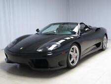 Ferrari : 360 2dr Converti