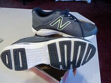 NIKE NEW BALANCE (BRAND NEW) MENS SHOES gray SIZE 10 LT. WEIGHT (CUSH)