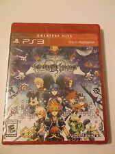 Disney's Kingdom Hearts HD 2.5 ReMIX (Sony PlayStation 3, 2014) BRAND NEW PS3